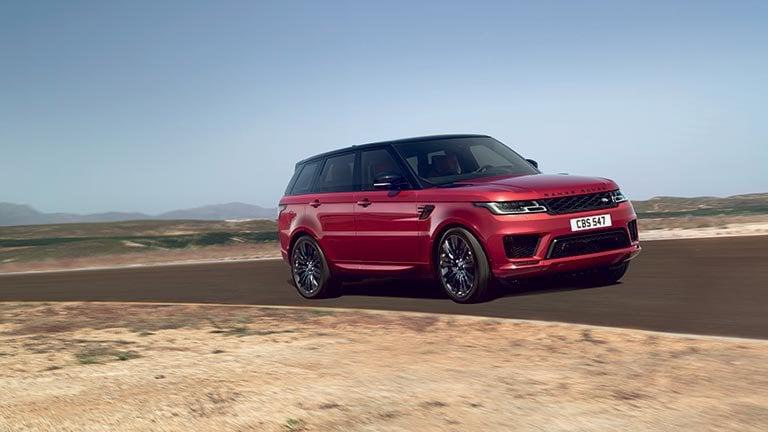 Leasing Land Rover - Finanziamento