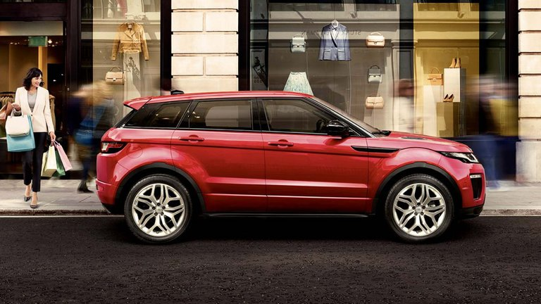 Range Rover Evoque SE HSE Dynamic